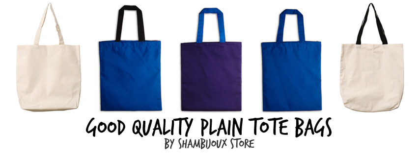 Plain Tote Bag FAQ 3