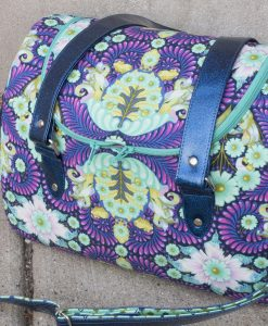 Slow and Steady by Tula Pink - FQ Bundle in Blue Raspberry 8