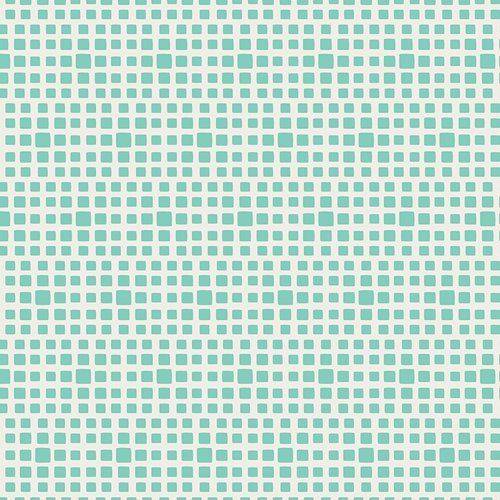 (Art Gallery Fabrics) Squared Elements, Squared Elements in Seaglass Art Gallery SE-622 1