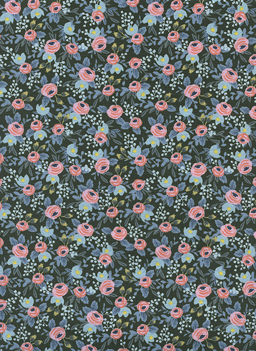 (Rifle Paper Co) Menagerie, Rosa in Hunter Rifle Paper Co. 8004-05 1