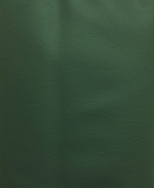 PVC Leather in Army Green 1