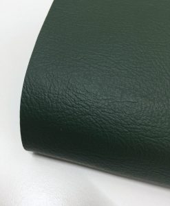 PVC Leather in Army Green 4