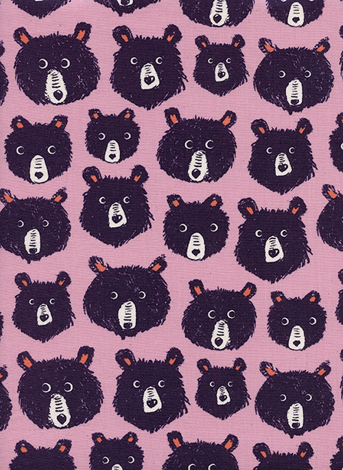 (Sarah Watts) Cozy, Teddy and The Bears in Lilac 1