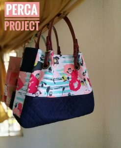 Big Mouth Bag by Perca Project - PDF Pattern 11
