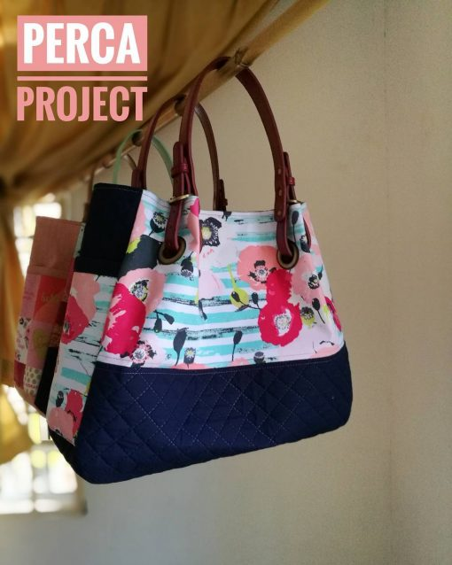 Big Mouth Bag by Perca Project - PDF Pattern 5