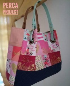 Big Mouth Bag by Perca Project - PDF Pattern 12