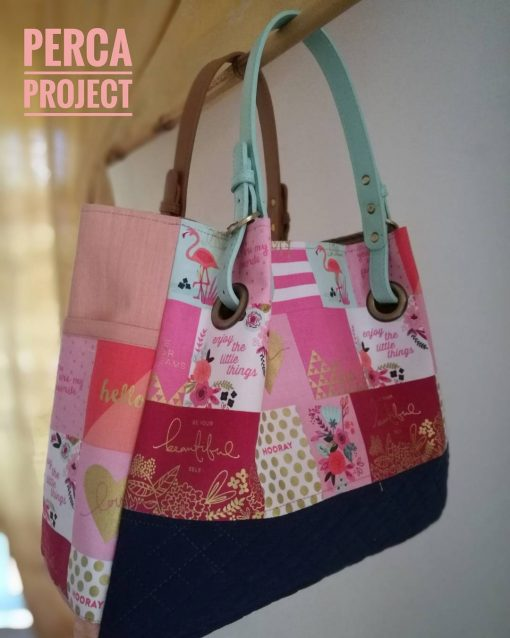 Big Mouth Bag by Perca Project - PDF Pattern 6