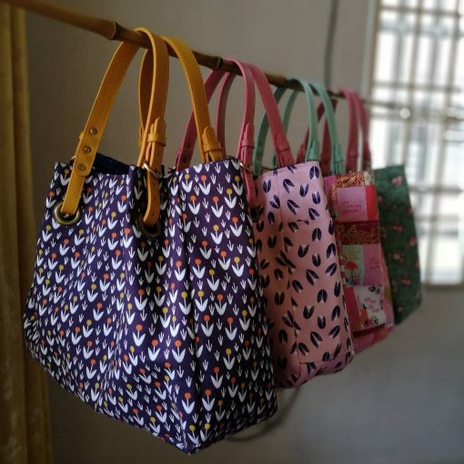 Big Mouth Bag by Perca Project - PDF Pattern 1
