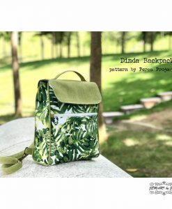 Dinda Backpack by Perca Project - PDF Pattern 8