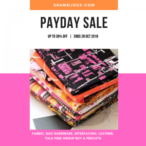 October Payday Sale! 1