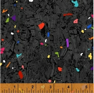 (Whistler Studios) Recorked, Recorked Metallic in Black Multi Another Point of View 50993M-1 1