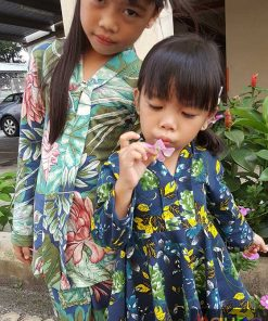 Combo Kebaya Kids – PDF Pattern (by Haurra Sewing)