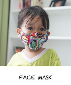 Face Mask – PDF Pattern (by Haurra Sewing)
