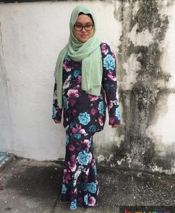 Mini Kurung – PDF Pattern (by Haurra Sewing)