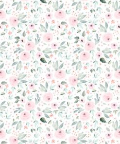 (Shopcabin) Blush Blooms, Small Blush Blooms in Elegant