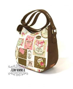 Ellie Sling Bag by Adourra – PDF Pattern + Video 8