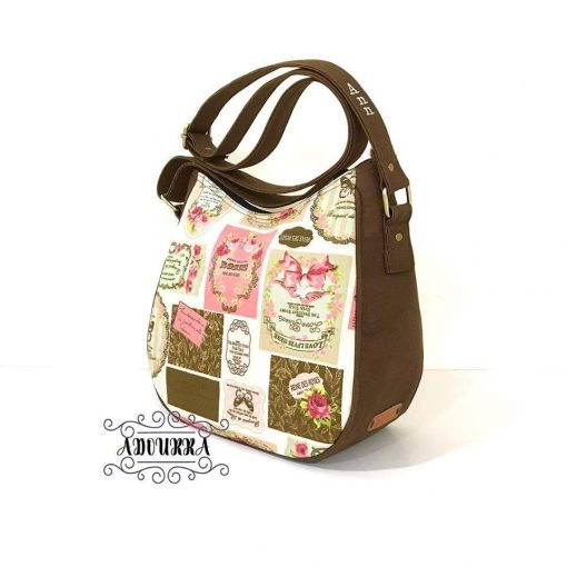 Ellie Sling Bag by Adourra – PDF Pattern + Video 3