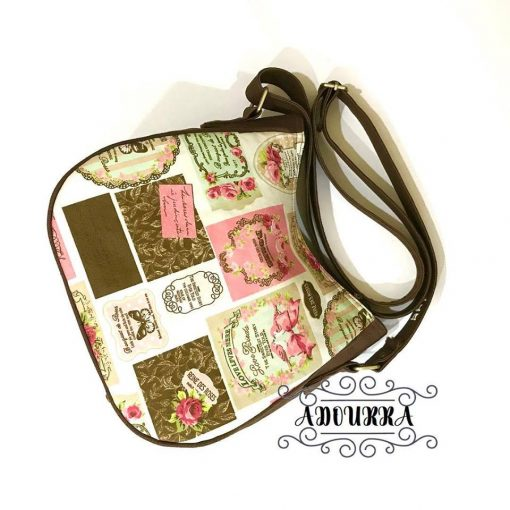 Ellie Sling Bag by Adourra – PDF Pattern + Video 5