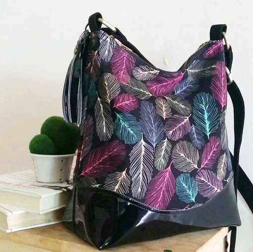 Audrey Hobo Bag by Adourra – PDF Pattern + Video 1