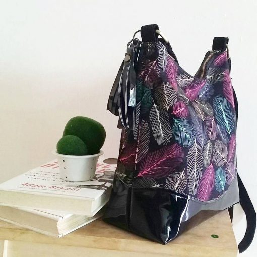 Audrey Hobo Bag by Adourra – PDF Pattern + Video 4