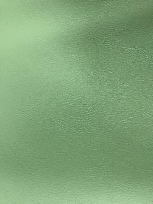 PVC Leather in Pastel Green Shambijoux LEAT-PVC-GREENP 1