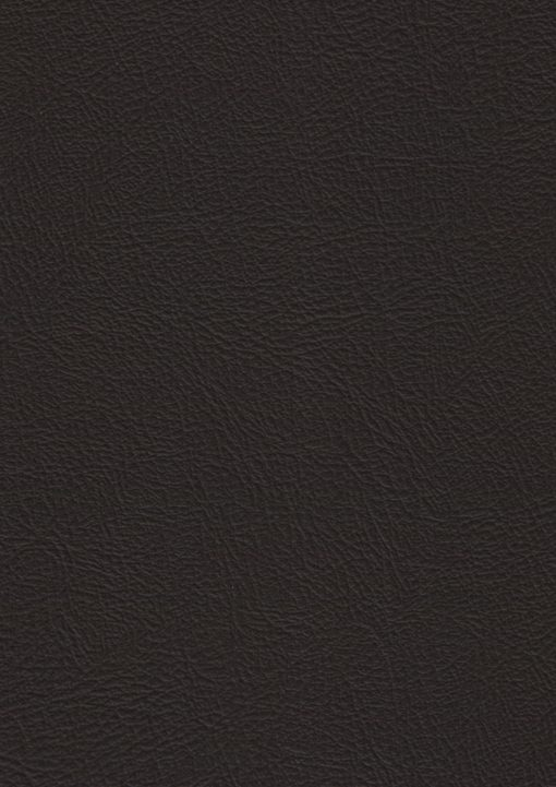 PVC Leather in Coffee Brown 0.65 mm thickness 1