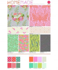 HomeMade Fat Quarter Bundle by Tula Pink Tula Pink FB2FQTP.HOMEMADE 4