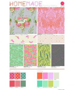 HomeMade Fat Quarter Bundle by Tula Pink 4