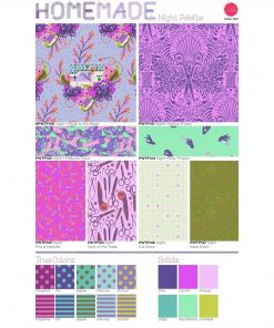 HomeMade Fat Quarter Bundle by Tula Pink Tula Pink FB2FQTP.HOMEMADE 8