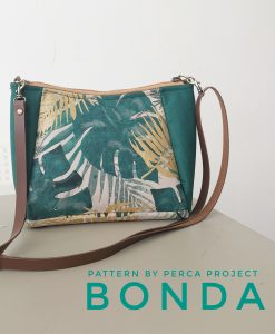 Bonda Bag by Perca Project – PDF Pattern + Video 7