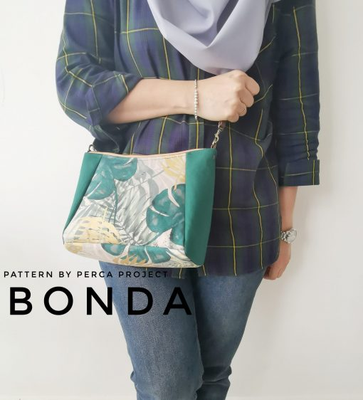 Bonda Bag by Perca Project – PDF Pattern + Video 2