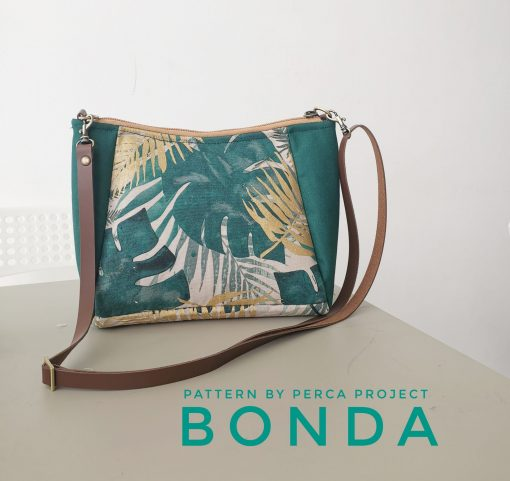 Bonda Bag by Perca Project – PDF Pattern + Video 3
