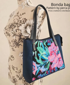 Bonda Bag by Perca Project – PDF Pattern + Video 9