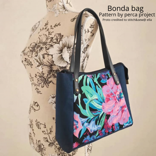 Bonda Bag by Perca Project – PDF Pattern + Video 5