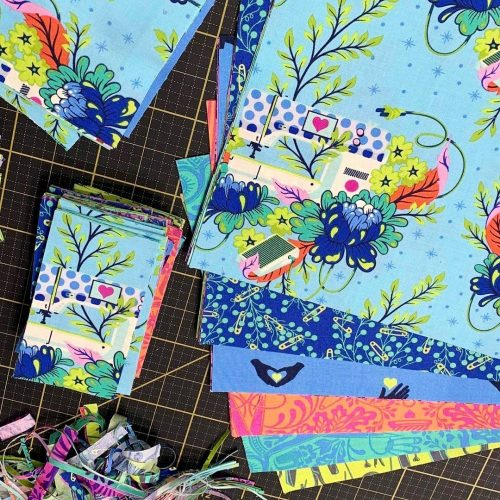 HomeMade Fat Quarter Bundle by Tula Pink photo review