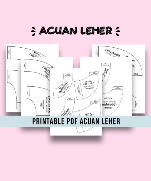 Acuan Leher by Idzyan Ismail – PDF Template 1