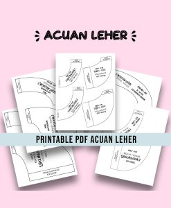 Acuan Leher by Idzyan Ismail – PDF Template 5