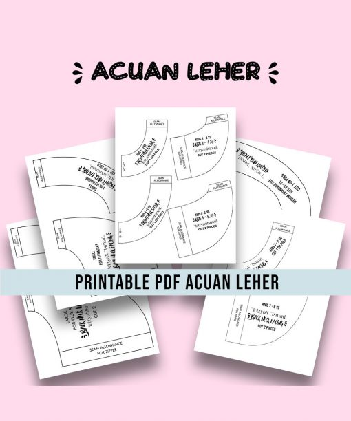 Acuan Leher by Idzyan Ismail – PDF Template 3