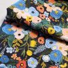 (Rifle Paper Co) Wildwood, Garden Party in Navy Rifle Paper Co. RP100-NA2 4