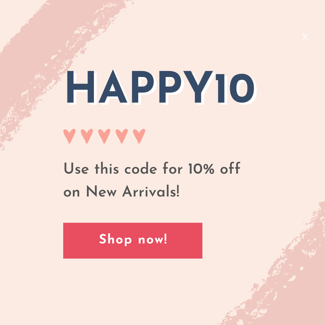 Coupon Code for New Arrivals